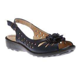Sandals Navy