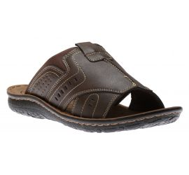 Men's Slide Brown