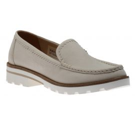 AO Lug Loafer Ivory