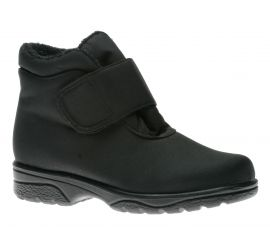 Active Black Winter Boot