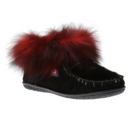 Sealskin Blk/Red Fox