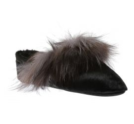 Sealskin Black Fox