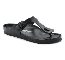 Gizeh EVA Black Thong Sandal