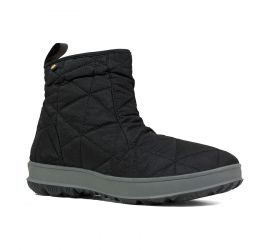 Snowday Low Black ightweight Insulated Winter Boot