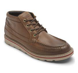 Colt Tan Leather Waterproof Moc Boot