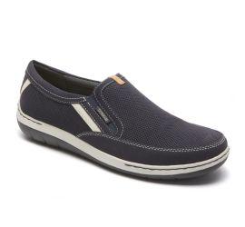 FitSync Navy Slip-On Loafer