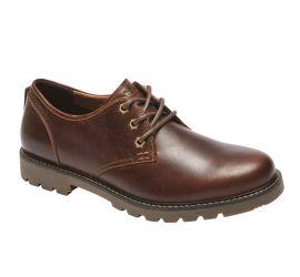 Royalton Brown Leather Waterproof Oxford Shoe