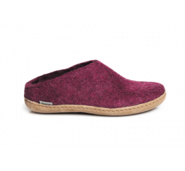 Slip-on Cranberry