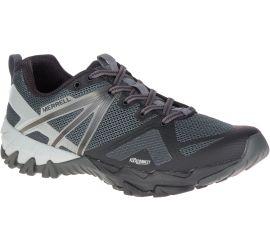 MQM Flex Black Hiking Shoe