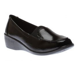 Slip On BLack Patent