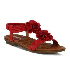 Nectarine Red Sandal