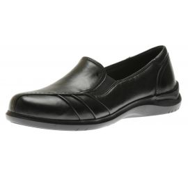 Faith Black Slip-On