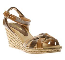 Sandal  Tan Multi