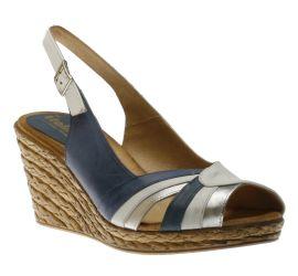 Sandal  White Multi