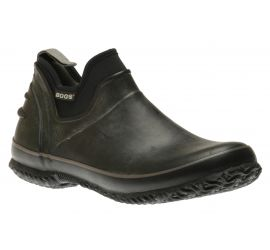 Urban Farmer Black Men's Low Boot
