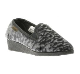 Women Slipper Grey