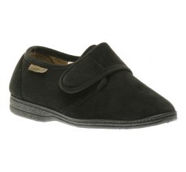 Men Slipper Black