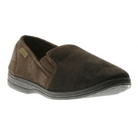 Men Slipper Brown