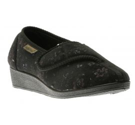 Women Velcro  Black
