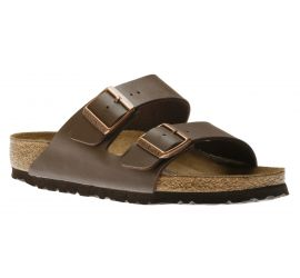 Arizona Birko-Flor Soft Footbed Brown