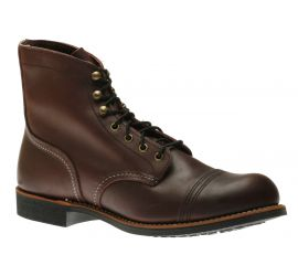 Iron Ranger 6-Inch Oxblood Leather Boot