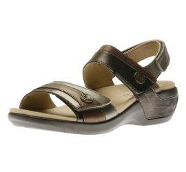 Katherine Metallic/Multi Sandal