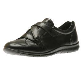 Babett Velcro Black