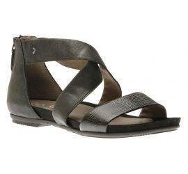 Sandal Black Combi