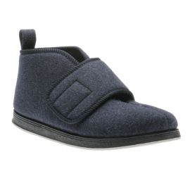 Comfortl Navy Wool