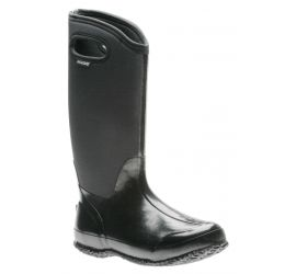 Classic High Handles Black Women's Insulated Boot