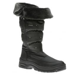 Varsovie Black Winter Boot