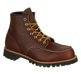 Classic Moc 6-Inch Briar Oil-Slick Leather Boot