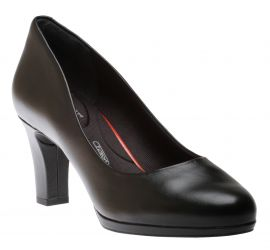 TM Leah Pump Black