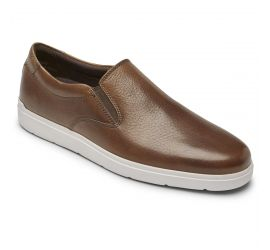 Total Motion Lite Cognac Slip-On Sneaker