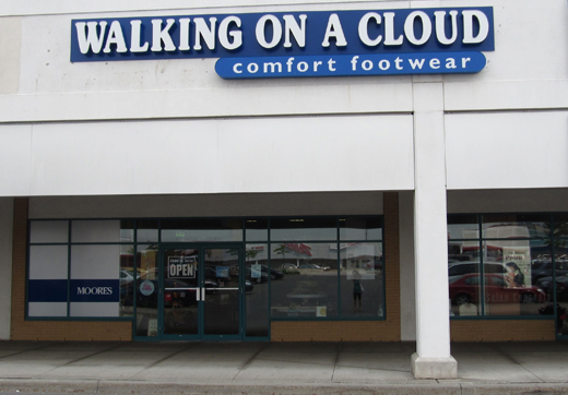 Walking on a Cloud Durham Centre