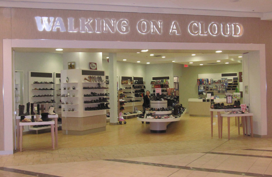 Walking on a Cloud Bramalea City Centre