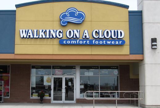Walking on a Cloud Burloak Centre