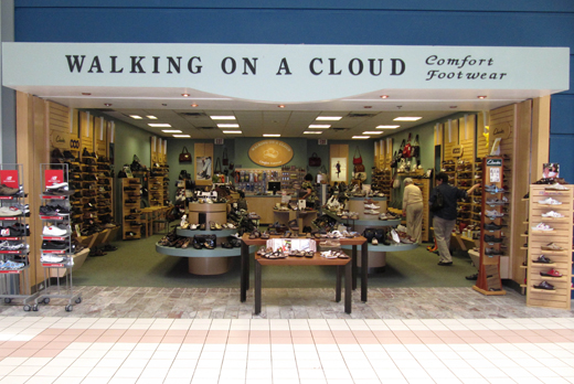 Walking on a Cloud Sheridan Mall