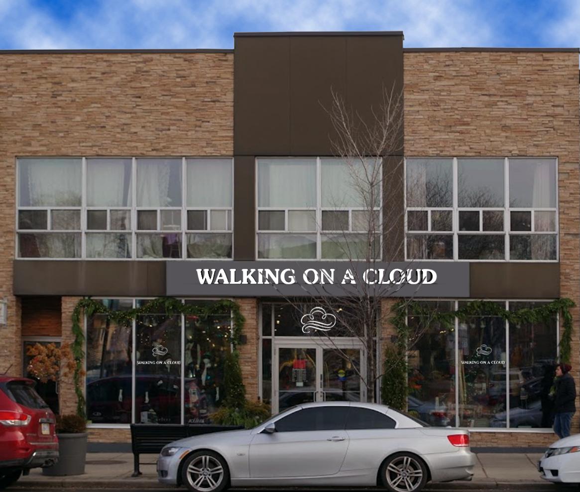 Walking On A Cloud 2541 Yonge Street