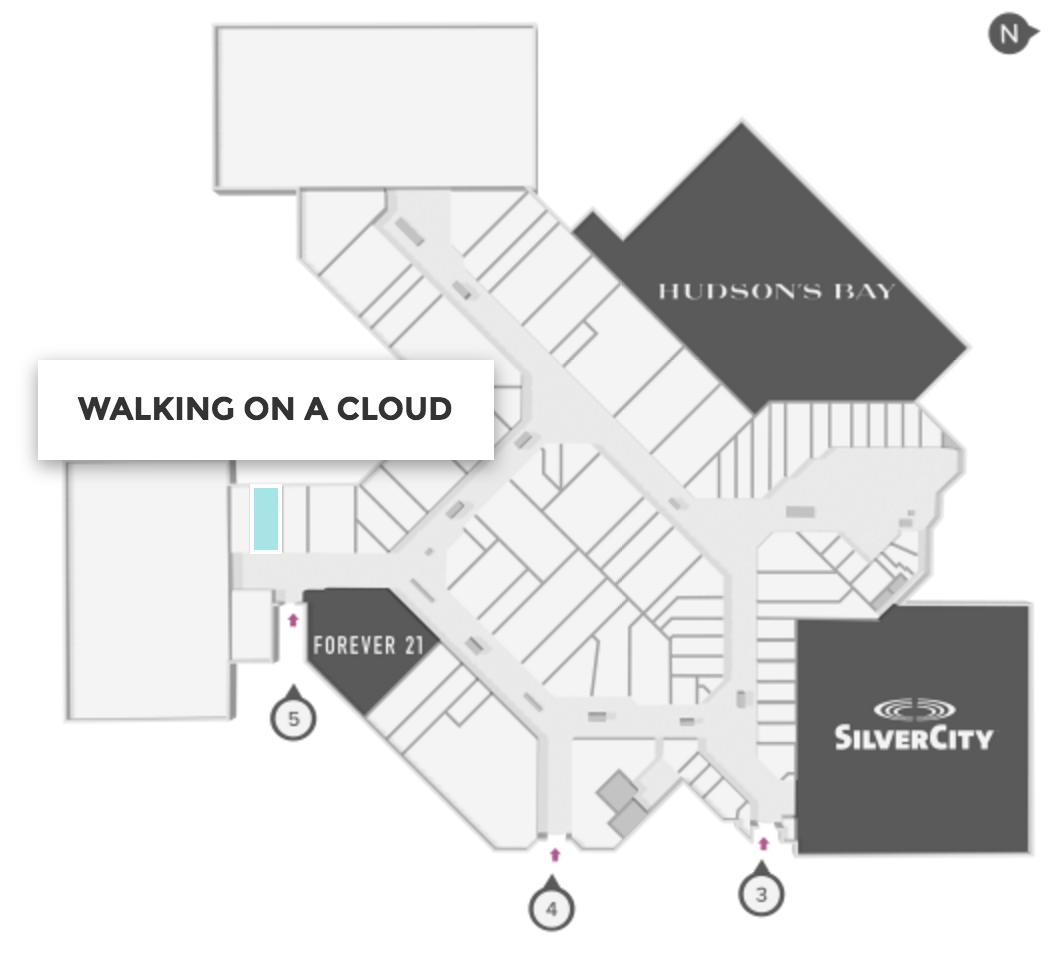 Walking on a Cloud Masonville Place